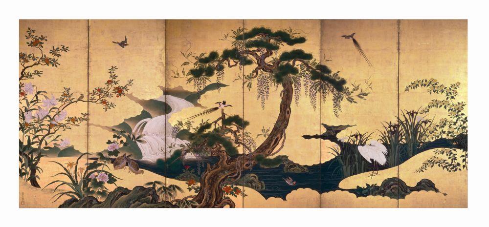 Agli Uffizi una grande mostra sul Rinascimento giapponese