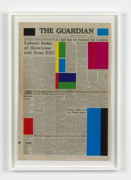 Marine Hugonnier, The Guardian, Death of John Lennon, 2011. Per gentile concessione di Marine Hugonnier