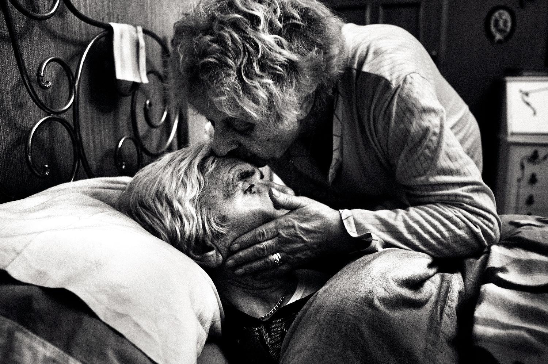 Mirella fausto podavini alzheimer fotografia