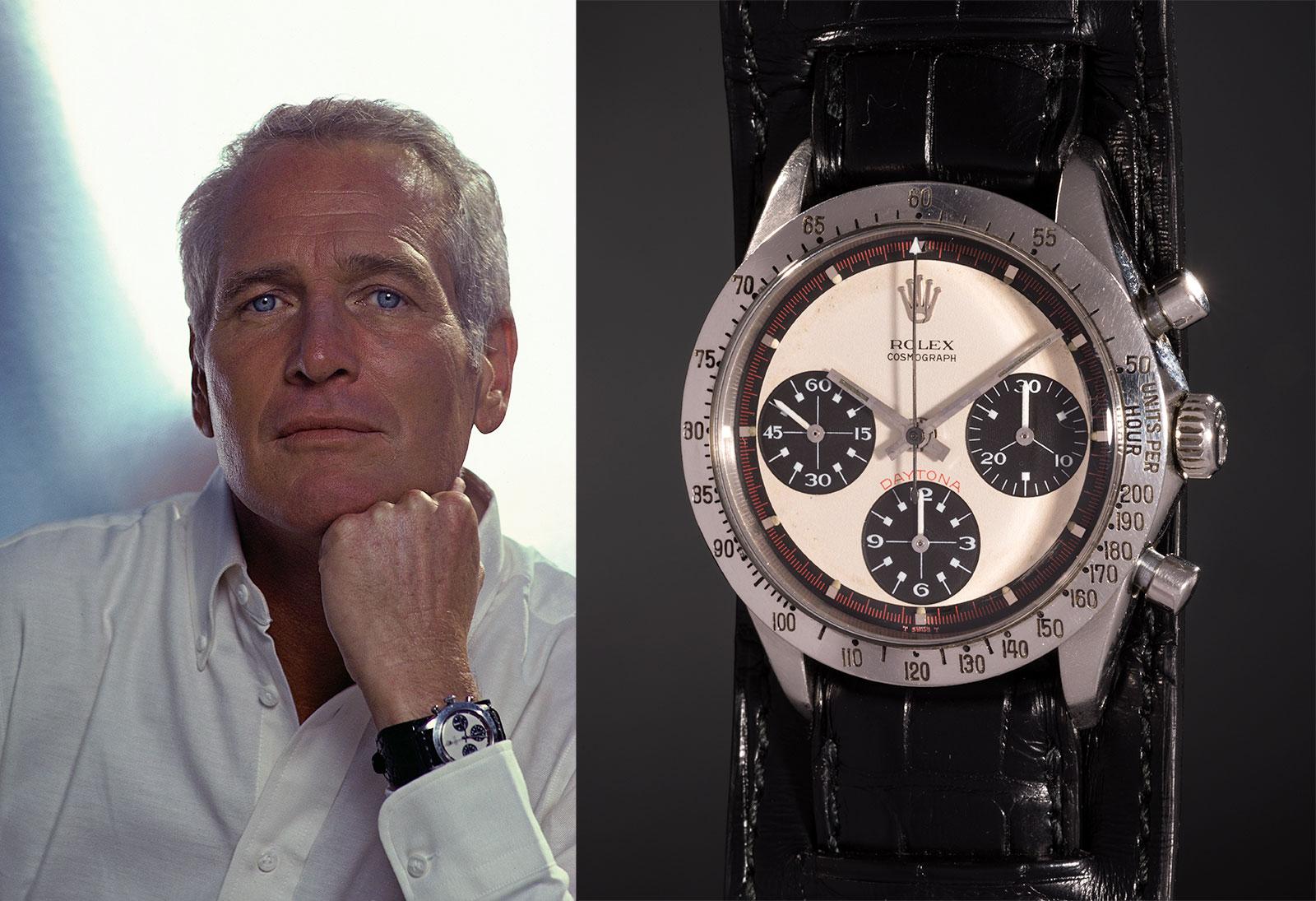 Record per il Rolex di Paul Newman da Phillips a $17,8 milioni
