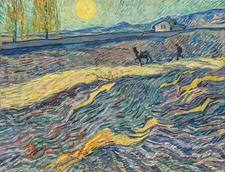 Van Gogh, Matisse, Rothko, Chagall, Miró. La collezione Bass all'asta da Christie's