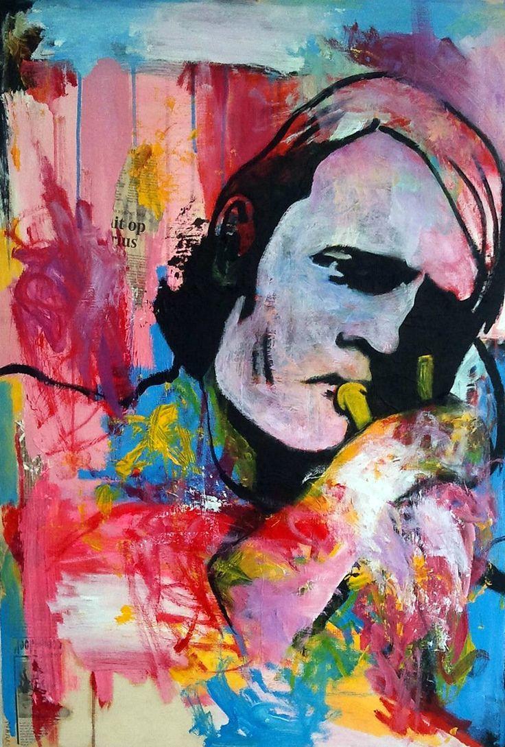 Chet Baker by Massimo Chioccia e Olga Tsarkova