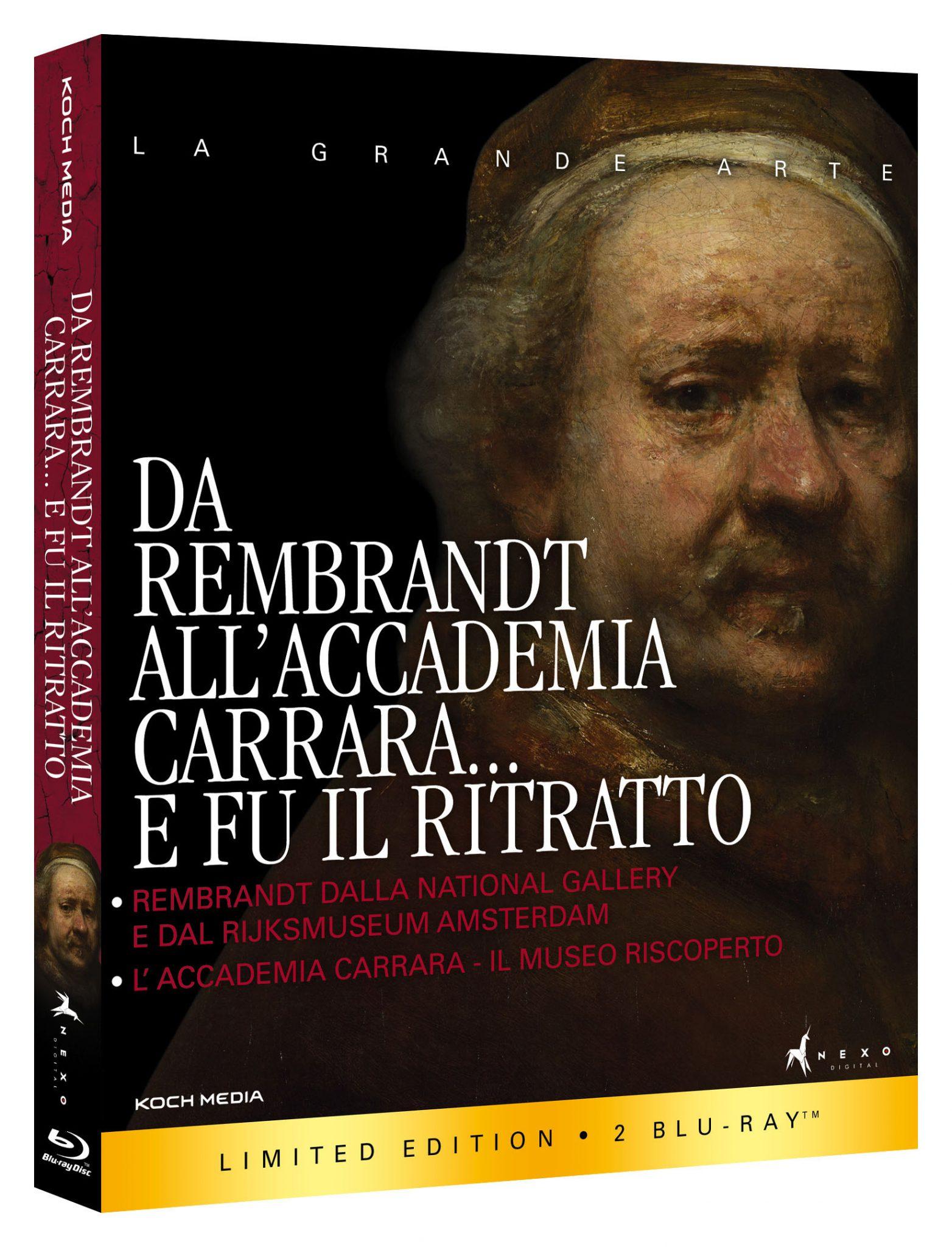 """""""Da Rembrandt all'Accademia Carrara… E fu il ritratto"""