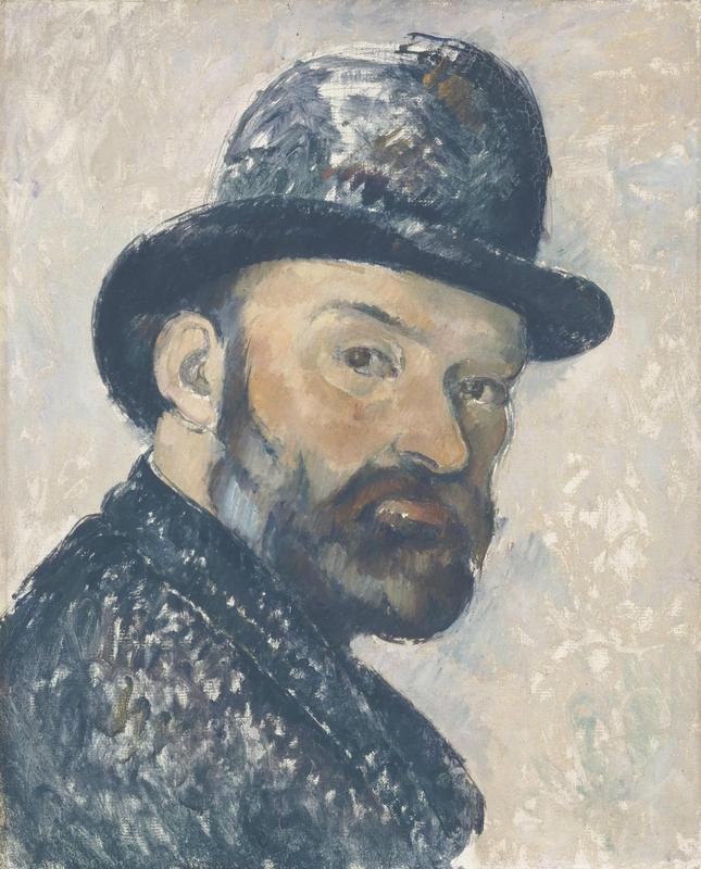 Le icone di un'icona: 50 ritratti di Cézanne alla National Portrait Gallery di Londra