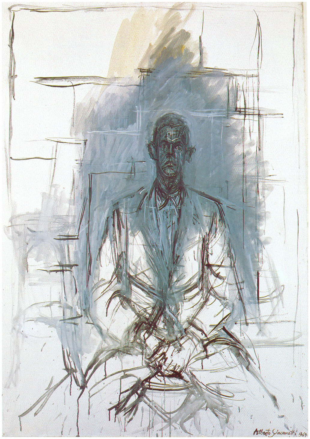 giacometti final portrait