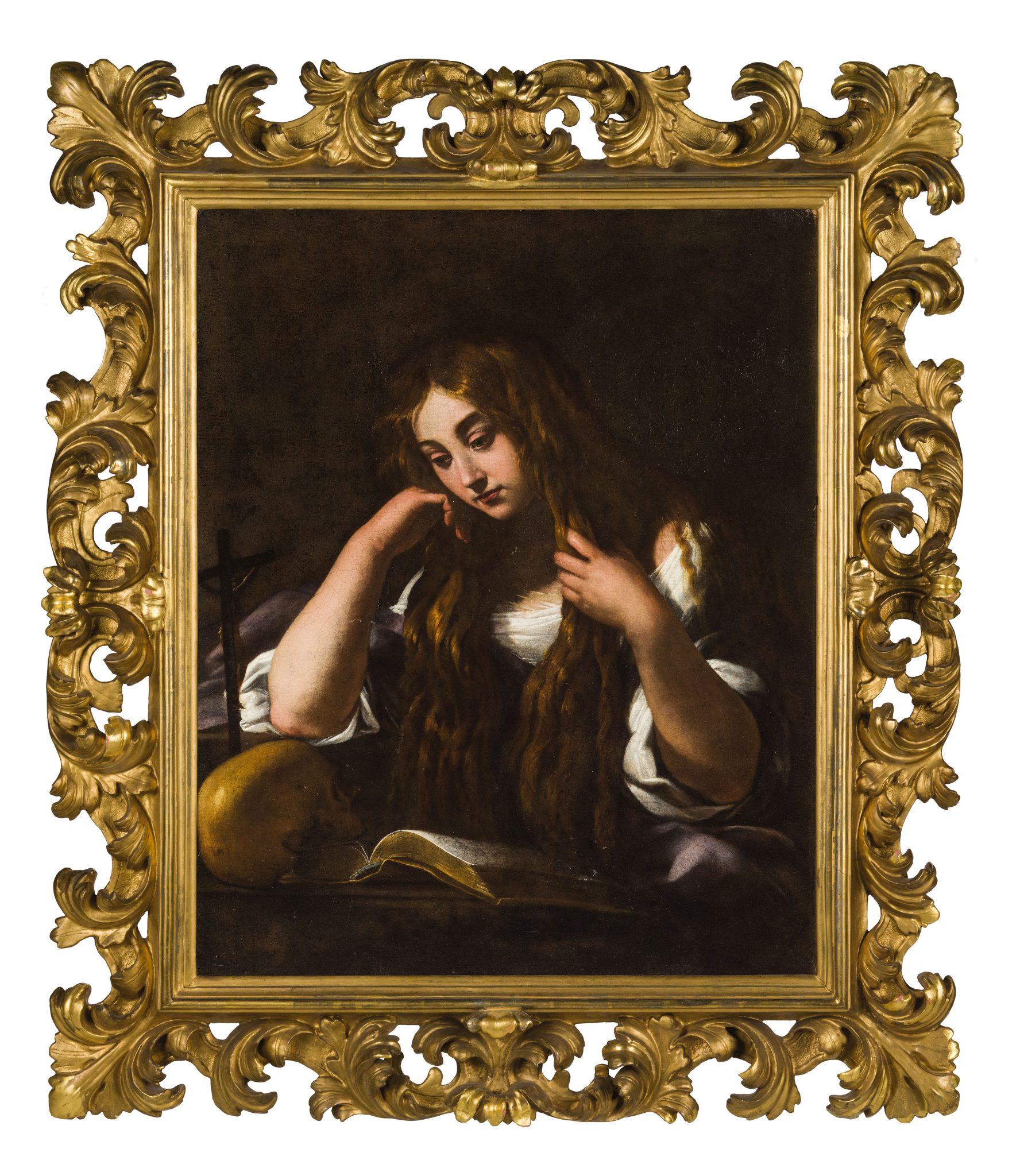 Wannenes Maddalena penitente di Giovanni Baglione