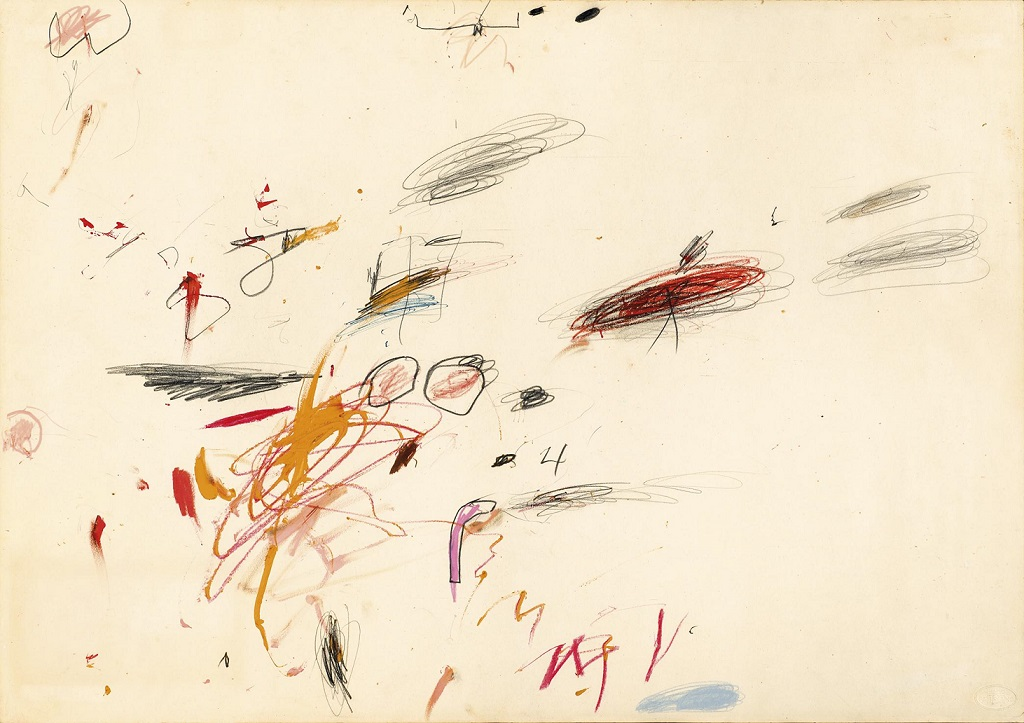 Blindarte Cy Twombly