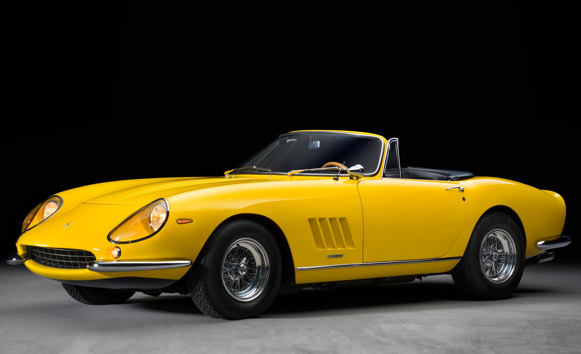 Ferrari 275 GTB/4 S NART Spider by Scaglietti del 1967