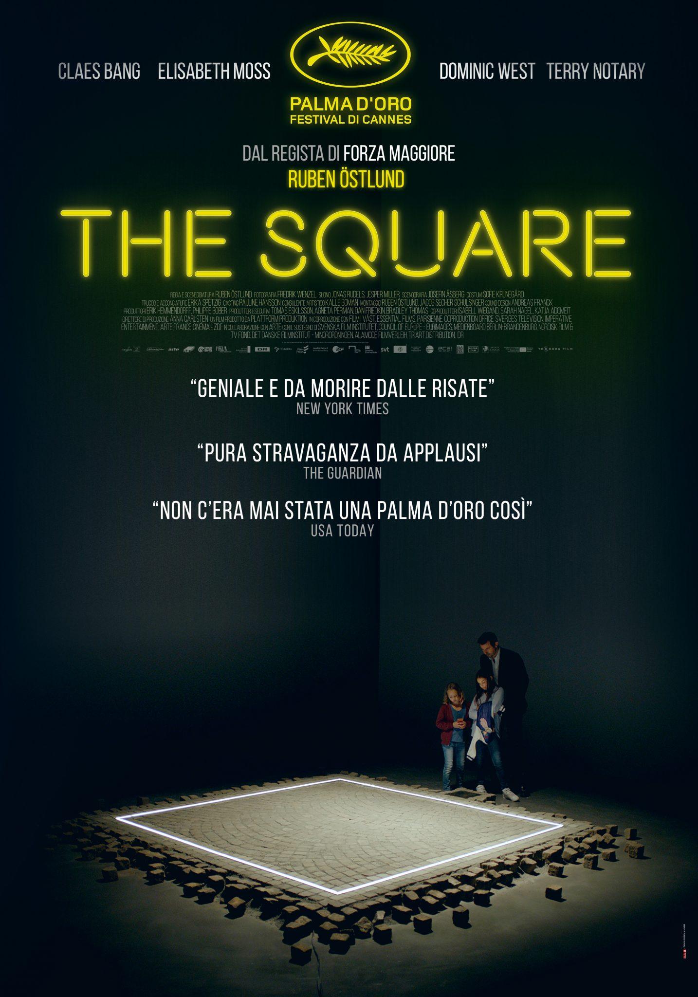 The square: il gioco della fiducia scende in piazza