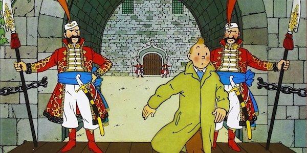 Tintin. Lo scettro di Ottokar