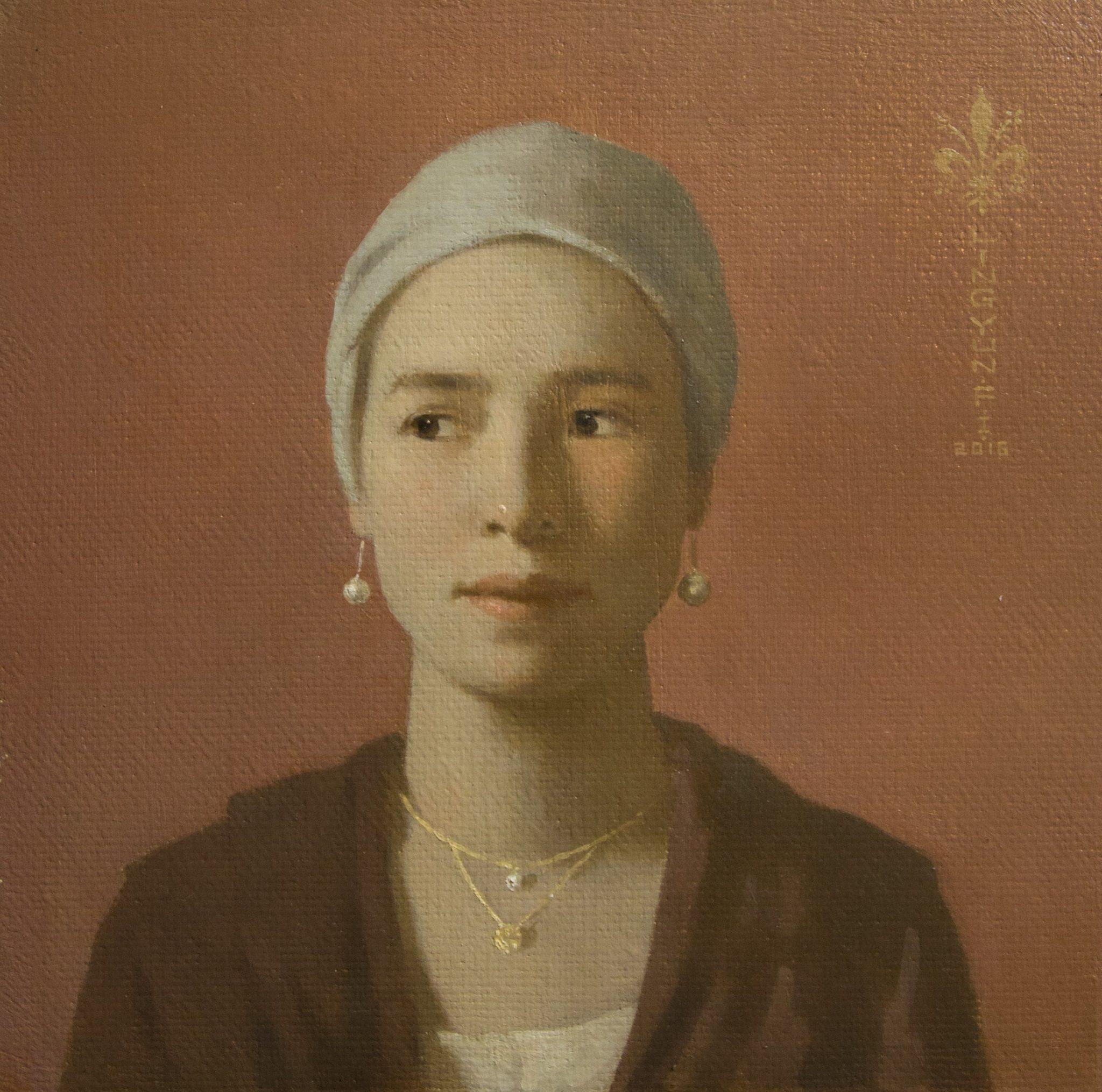 Ling Yun Firenze accademia delle arti e del disegno