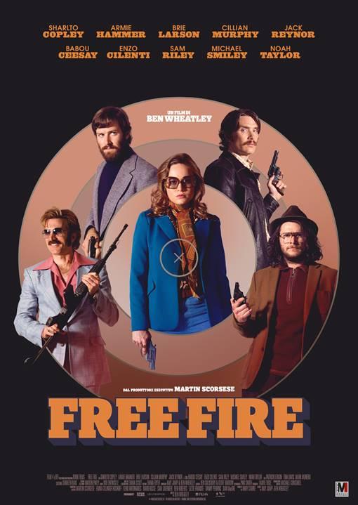 Free Fire Ben Wheatley