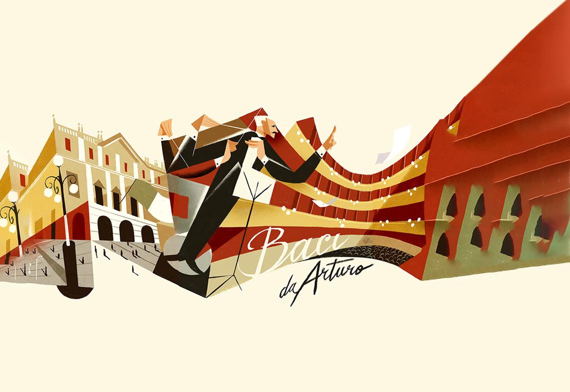 Baci da Arturo - Una cartolina d'autore per Arturo Toscanini