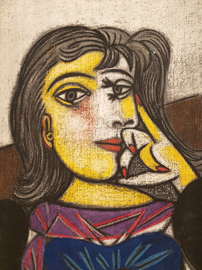 Picasso a Palazzo Ducale di Genova (Foto Luca Zuccala ArtsLife)