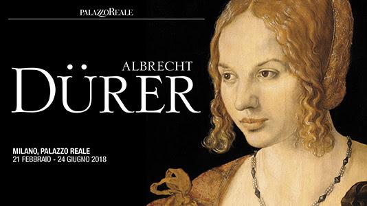 Albrecht Dürer è in arrivo a Milano