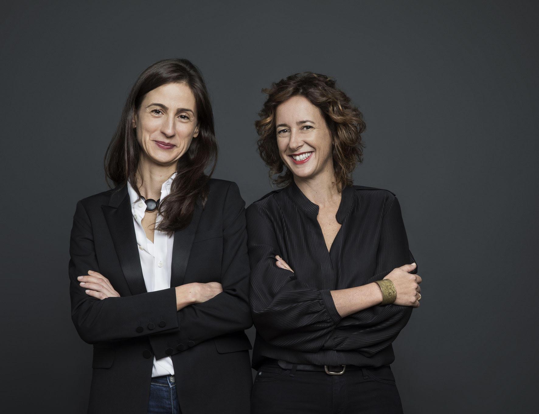 Benedetta Spalletti e Lodovica Busiri Vici