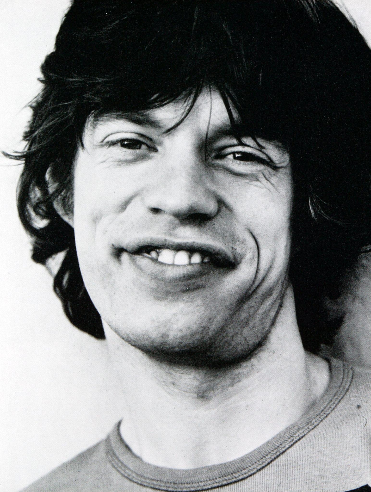 Oliviero Toscani, Mick Jagger, vogue 1971 @olivierotoscani