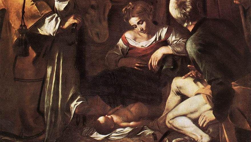 Caravaggio (particolare)_ArtsLife