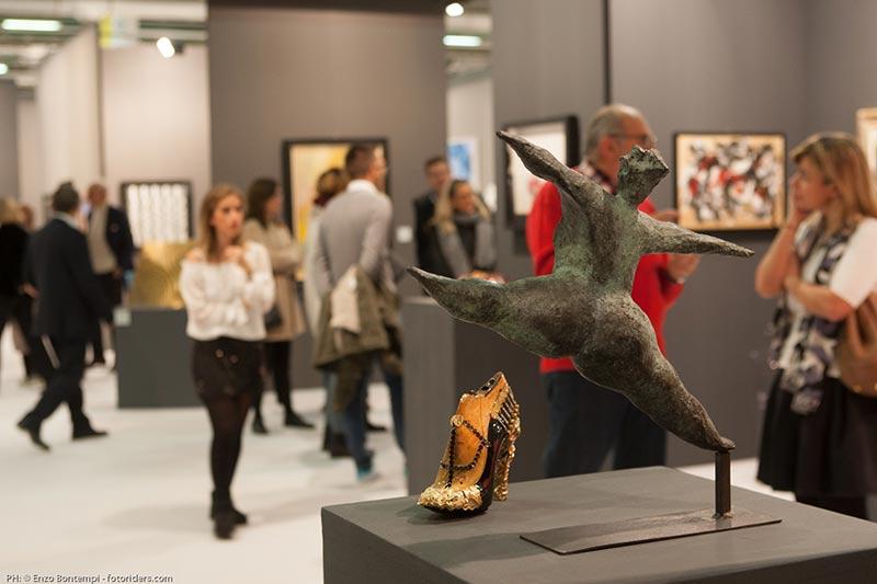 Italian Fine Art e Bergamo Arte Fiera si incontrano a Bergamo