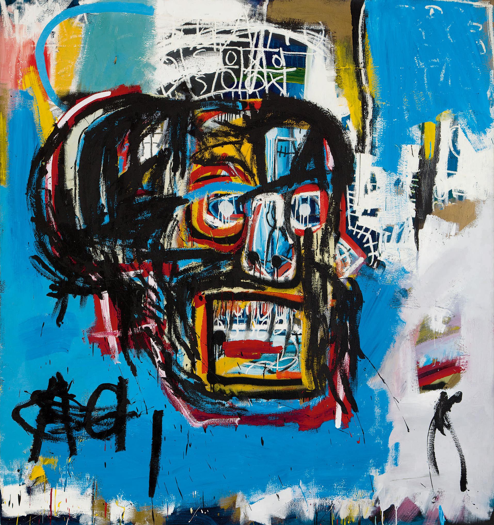 'One Basquiat'. L'Untitled da 110,5 milioni $ in mostra al Brooklyn Museum