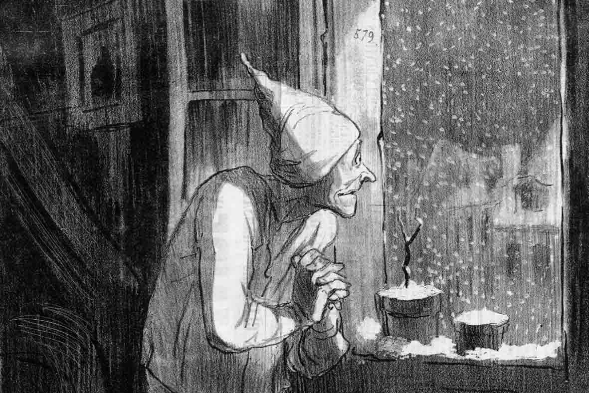 Honoré Daumier: attualità e varietà in mostra a Bellinzona