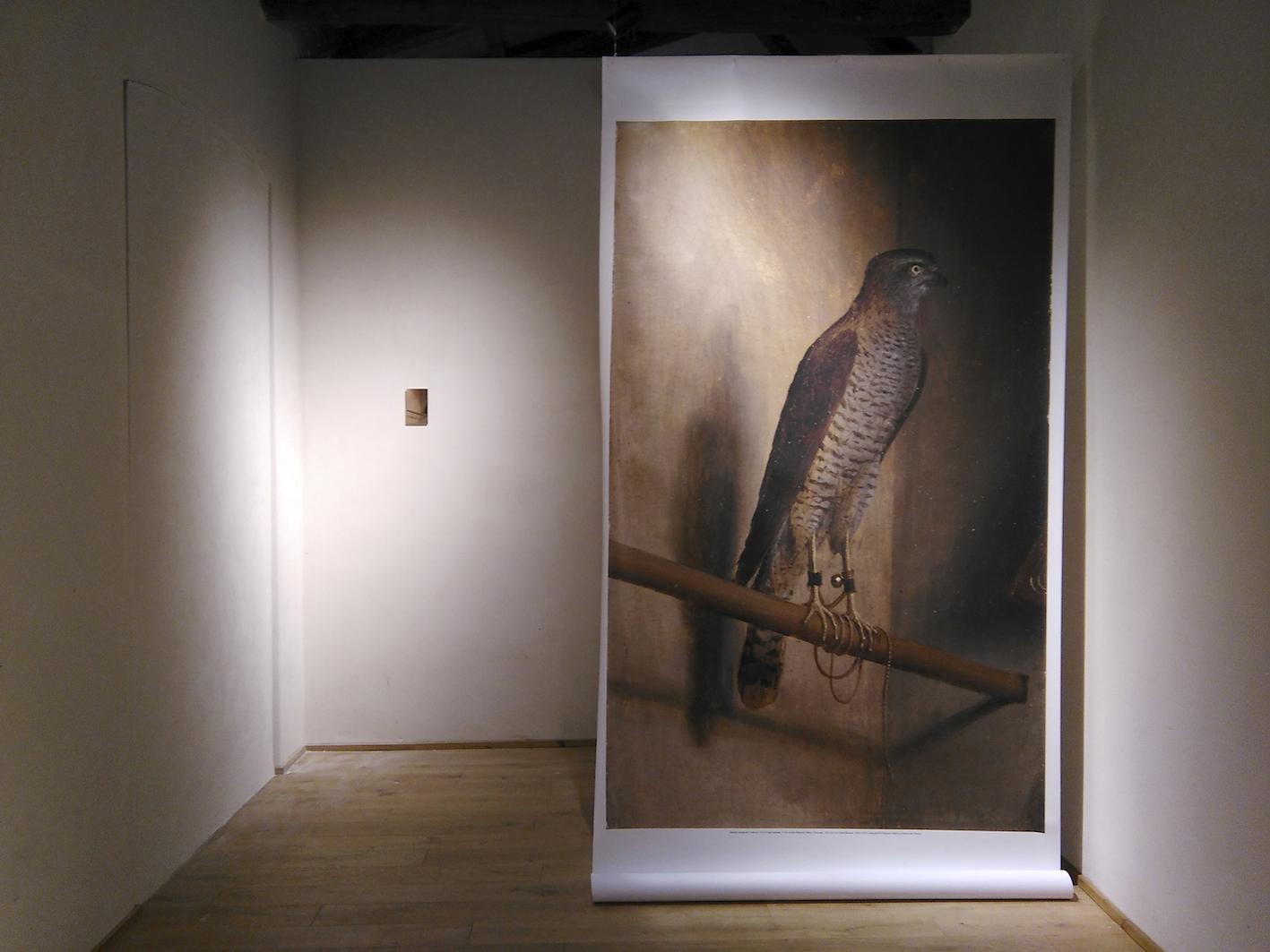 Interno del BoCs Art Museum il nuovo Museo d'Arte Contemporanea di Cosenza