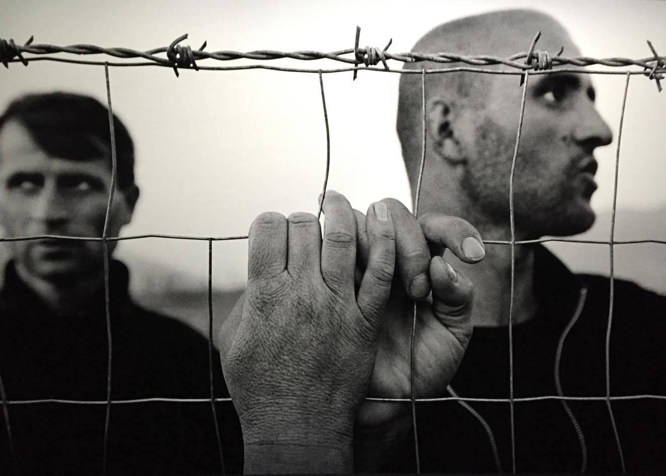 L'umanità ferita negli scatti di James Nachtwey, una grande mostra a Parigi