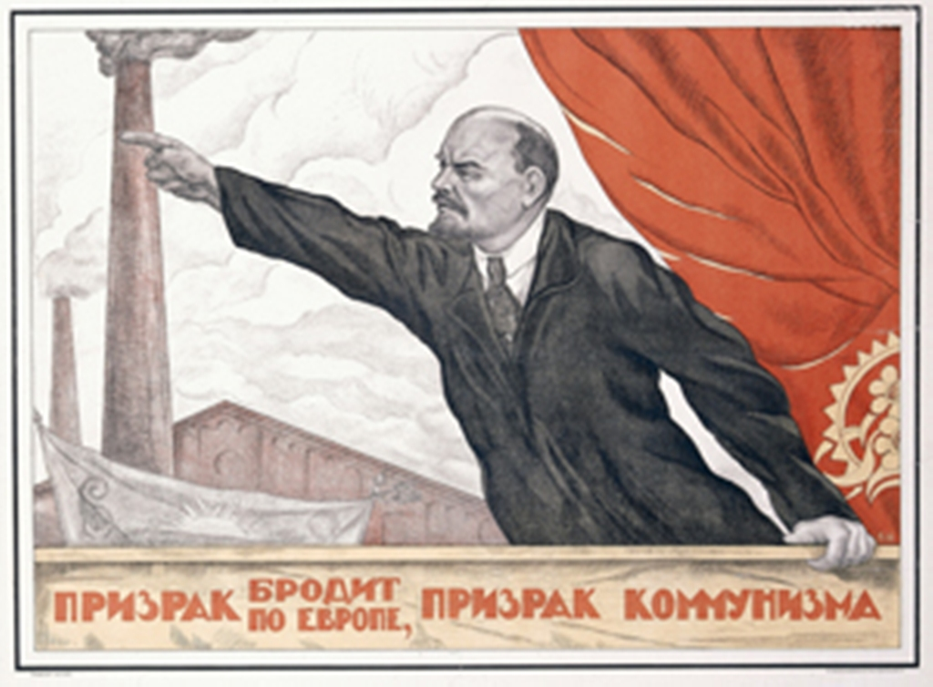 Red Star Over Russia: A Revolution in Visual Culture 1905-55