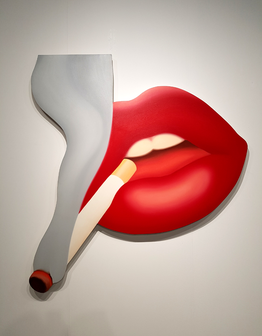 Tom Wesselmann @ArtBasel Miami Beach 2017