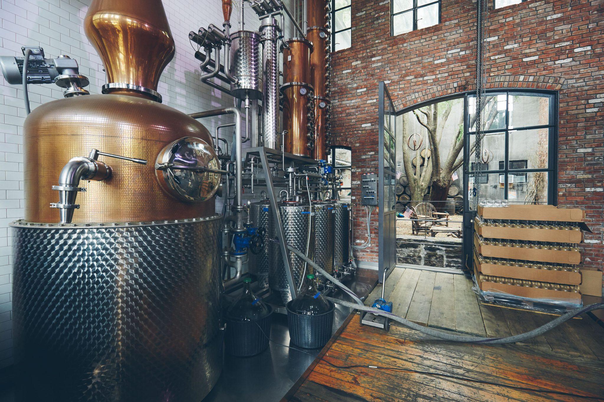 Dall'industriale all'artigiano: il viaggio in Italia di Bourbon e Rye Whiskey