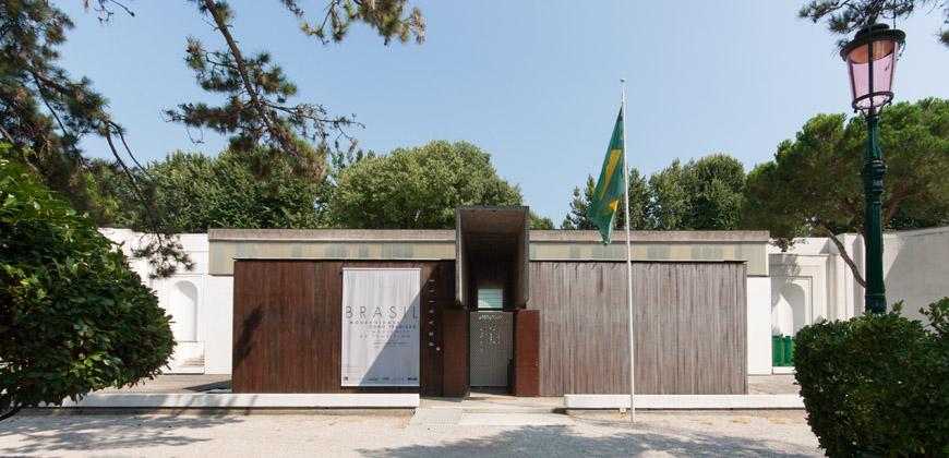 Padiglione del Brasile alla 16a Mostra Internazionale di Architettura - La Biennale di Venezia