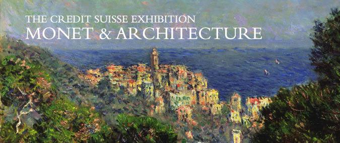 Monet e l'architettura
