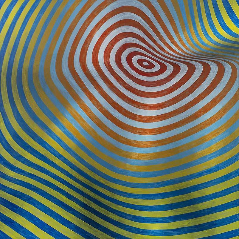Peter Schuyff inaugura i nuovi spazi della galleria Luca Tommasi
