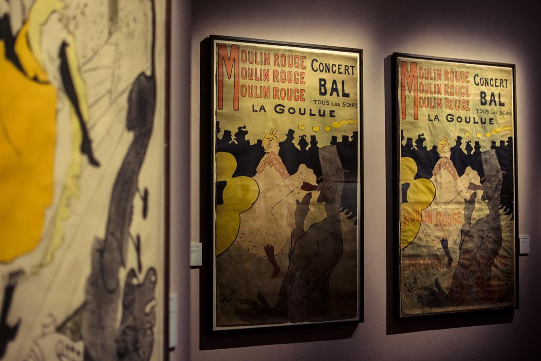 Mostra di Toulouse Lautrec a Milano (Foto: Giulia Manfieri ©)