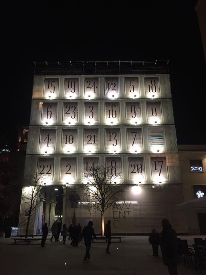 Calendario dell'Avvento di Legnano | Velasco Vitali