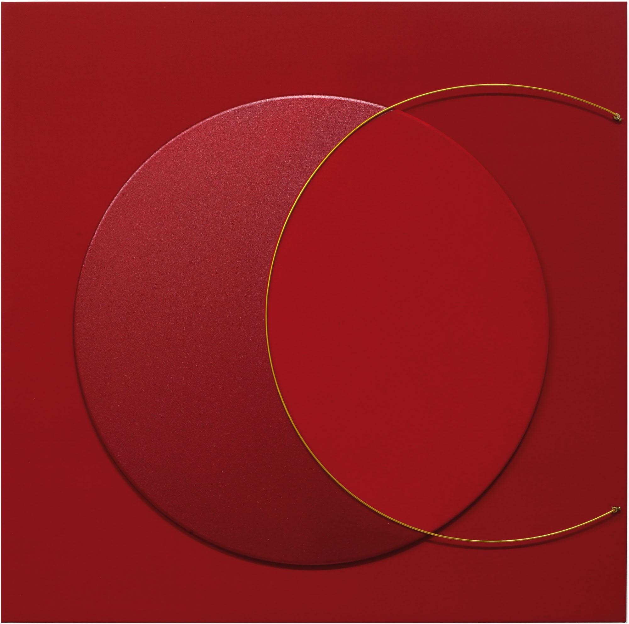 Eclissi, acrilico di Bruno Bani