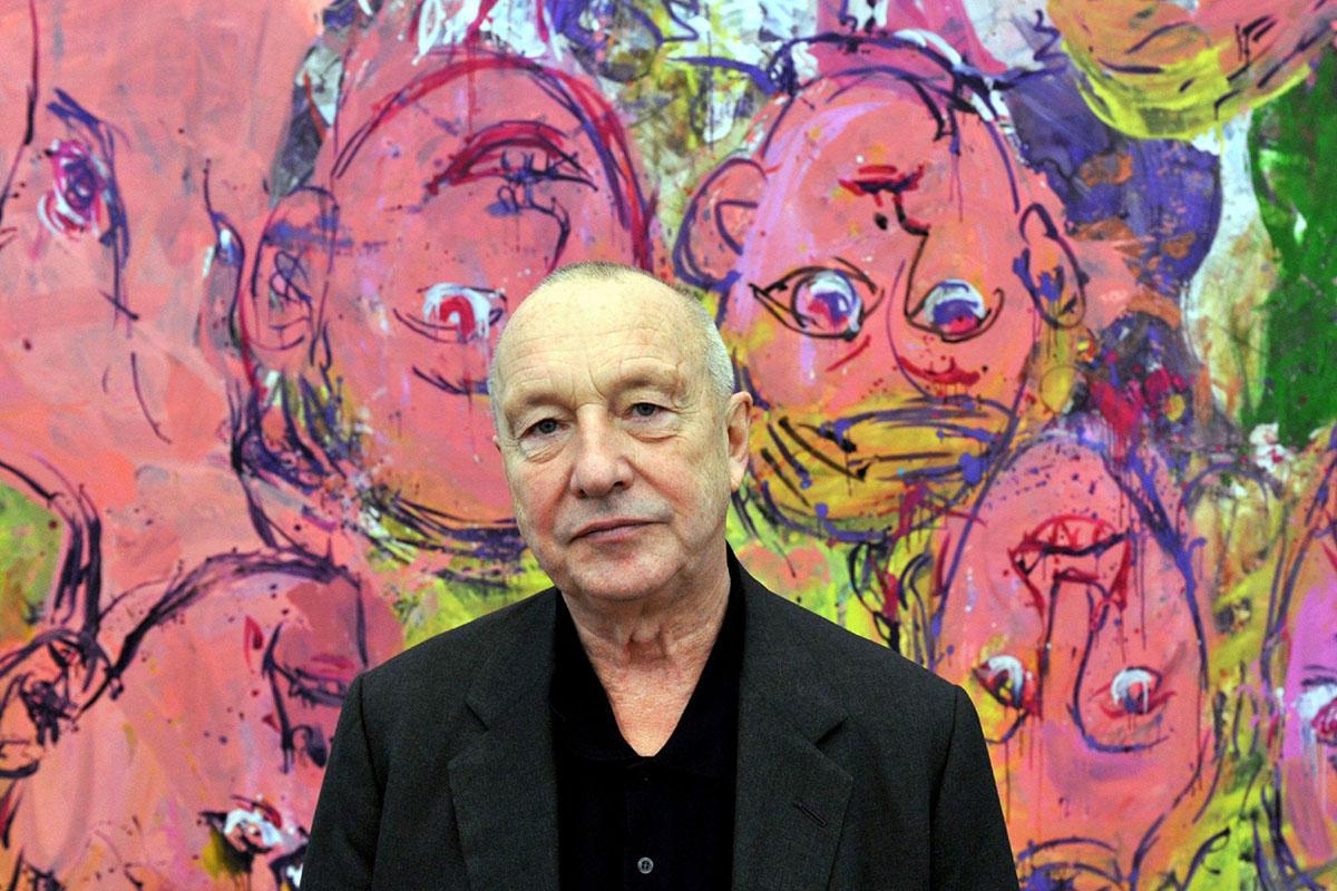 Georg Baselitz, 80 anni per uno dei pionieri dell'arte contemporanea tedesca