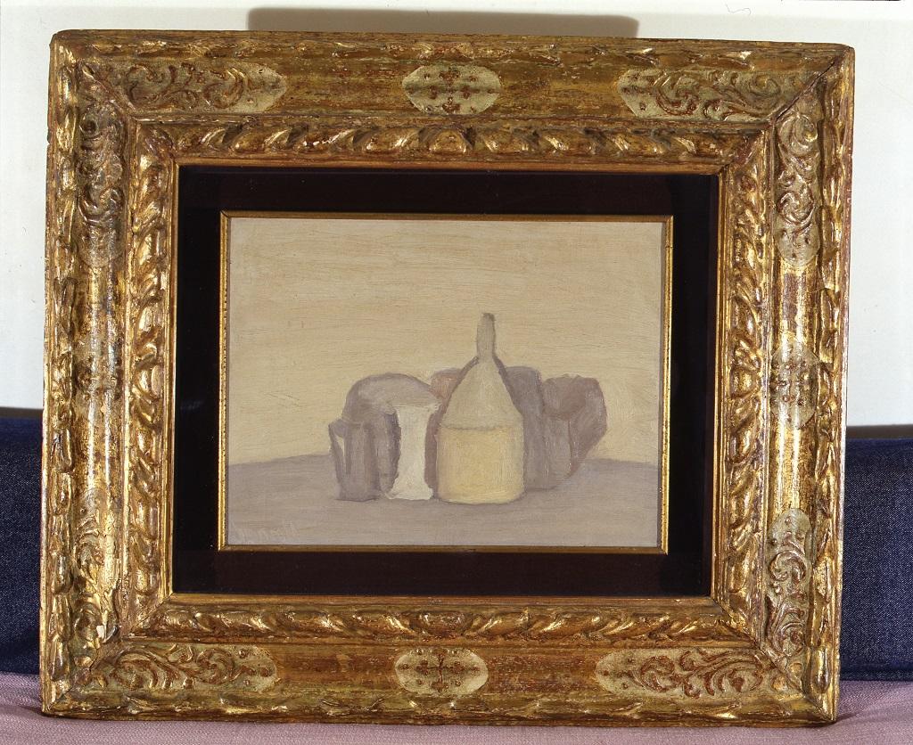Una sala dedicata a Giorgio Morandi nel Museo della Storia di Bologna
