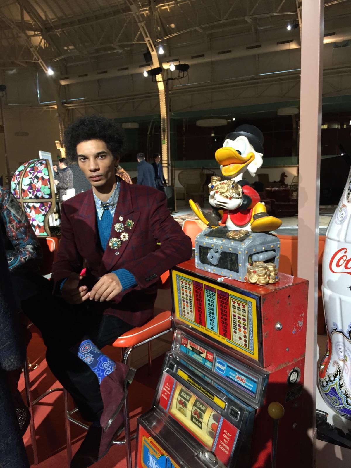Dandy Detour, ETRO & Il Ponte per la settimana della moda milanese di gennaio