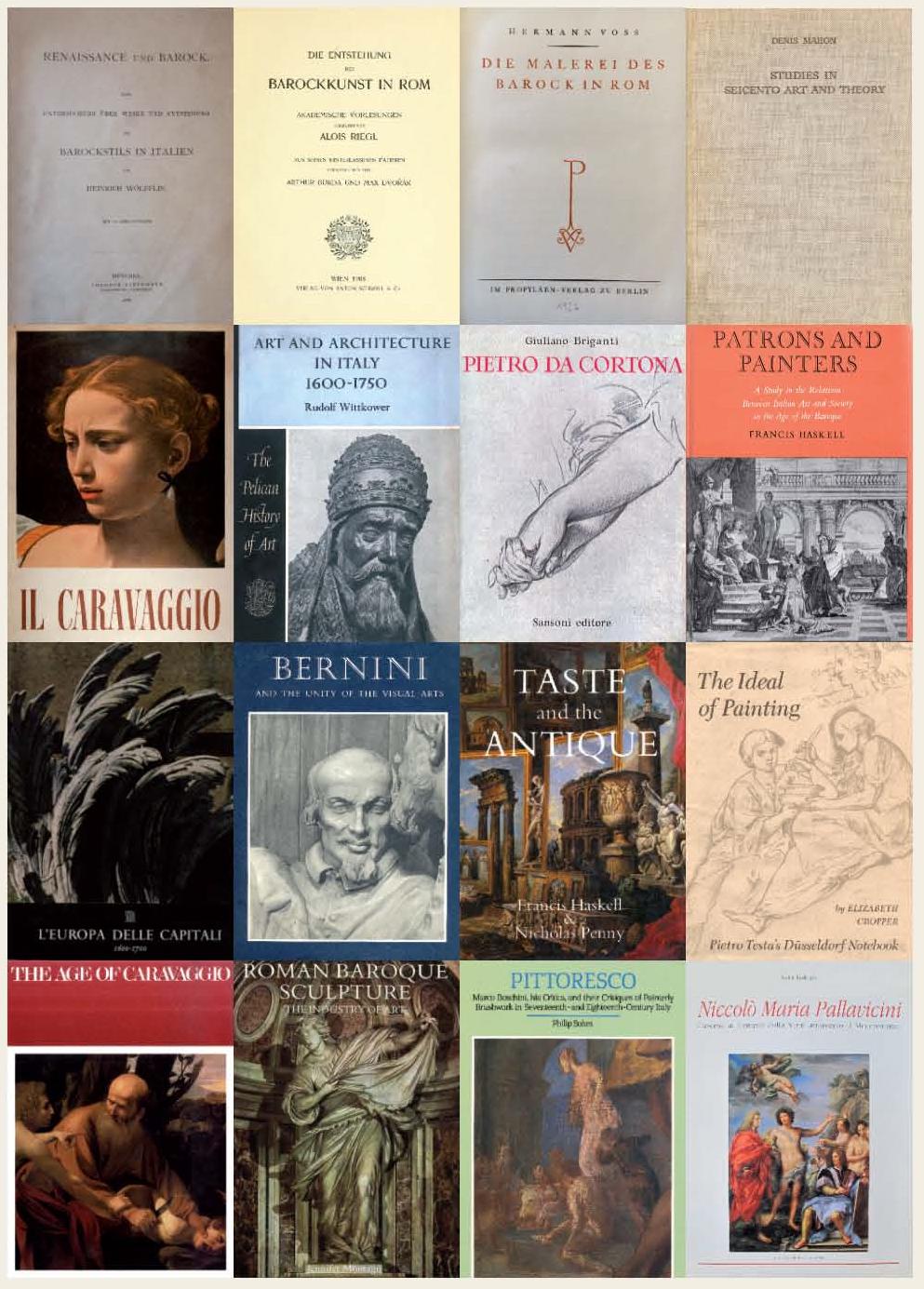 La riscoperta del Seicento: i libri fondativi