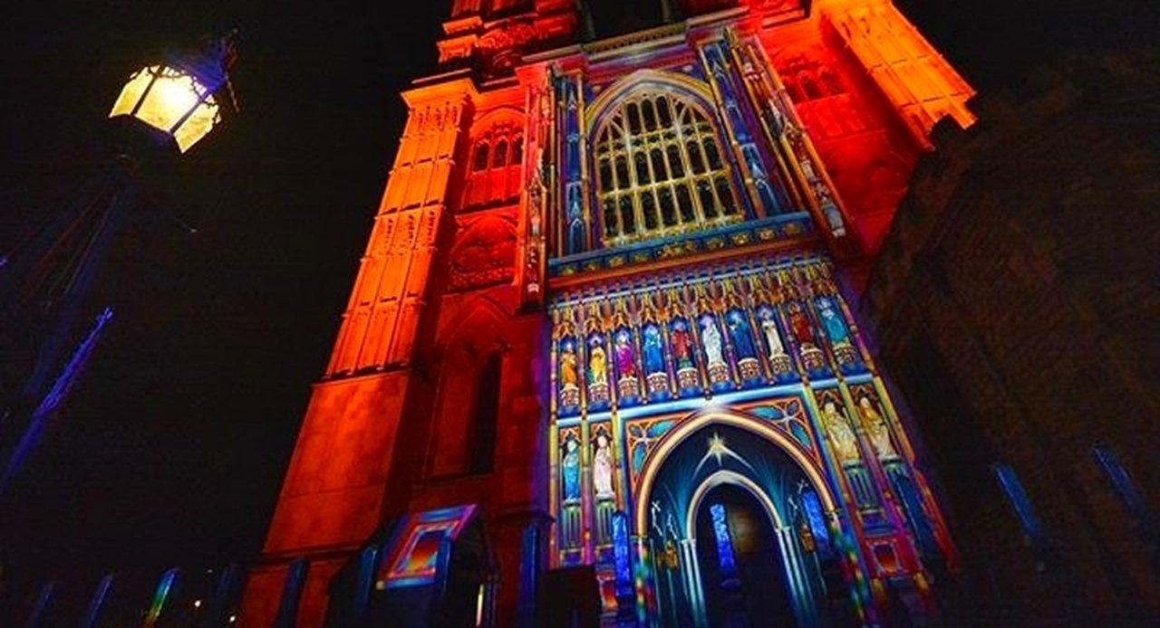 Lumiere London 2018 (foto visitlondon.com)