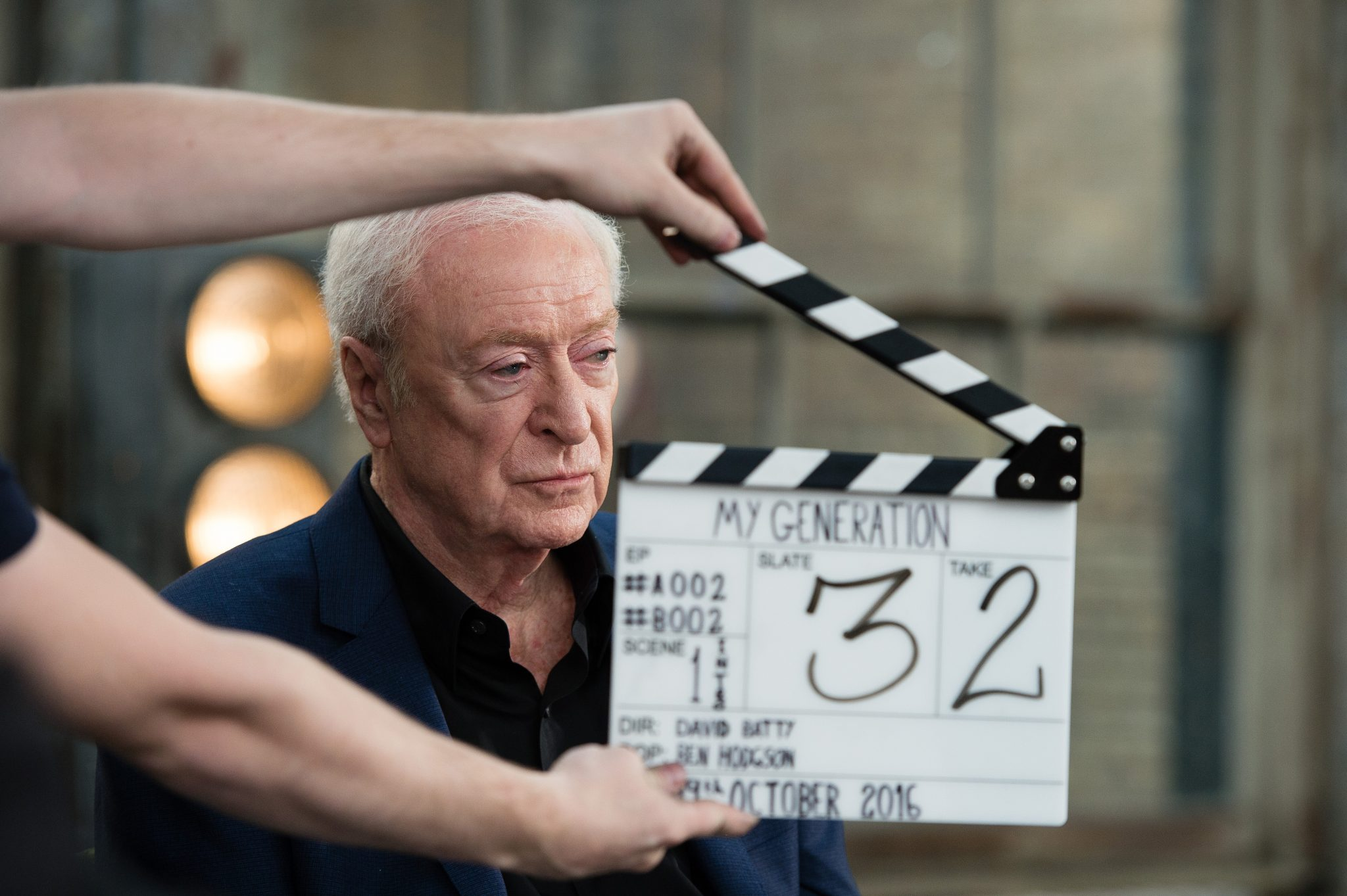 My Generation, intervista al regista David Batty e a Michael Caine