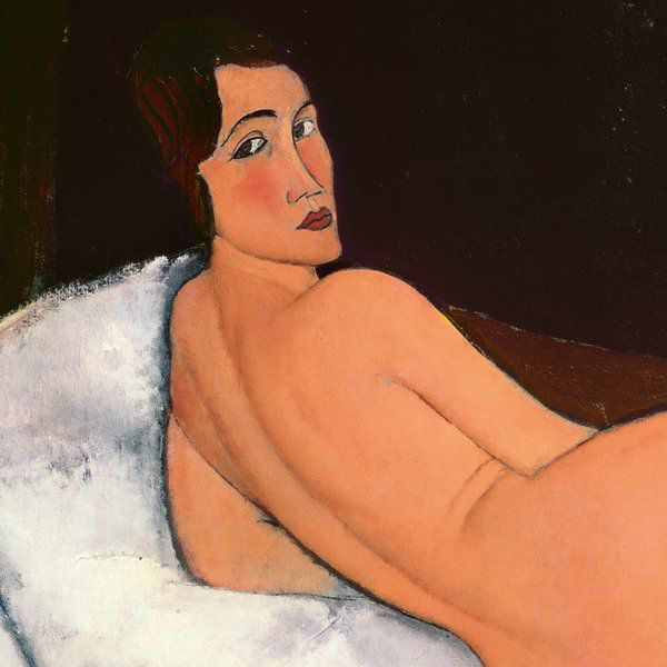 Mostra Modigliani Tate Gallery