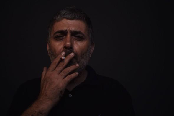 Mustafa Sabbagh (foto Anna Mattioli)