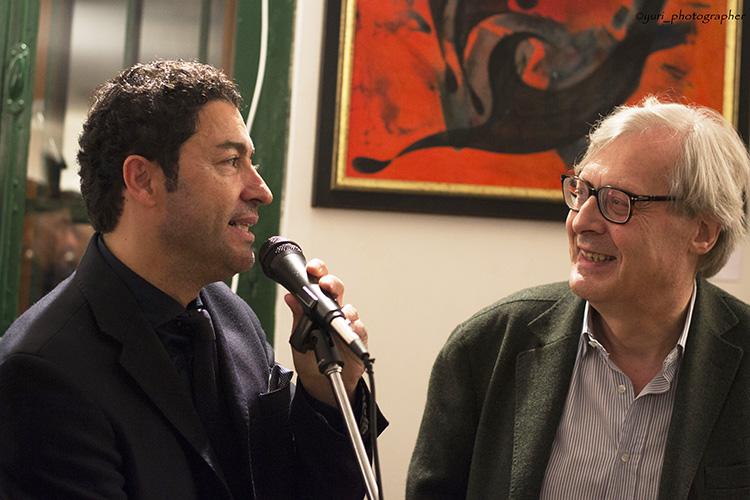 Milano Art Gallery: Sanremo apre il Festival con Spoleto Arte di Sgarbi.