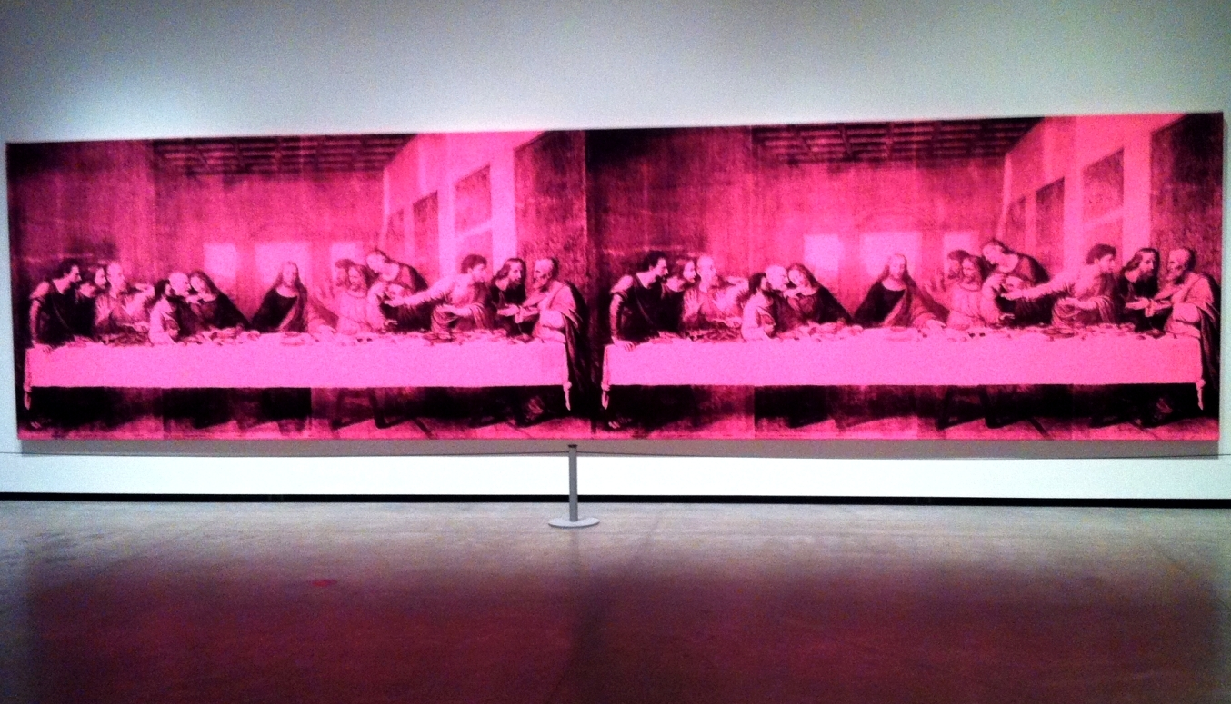 The Last Supper, di Andy Warhol