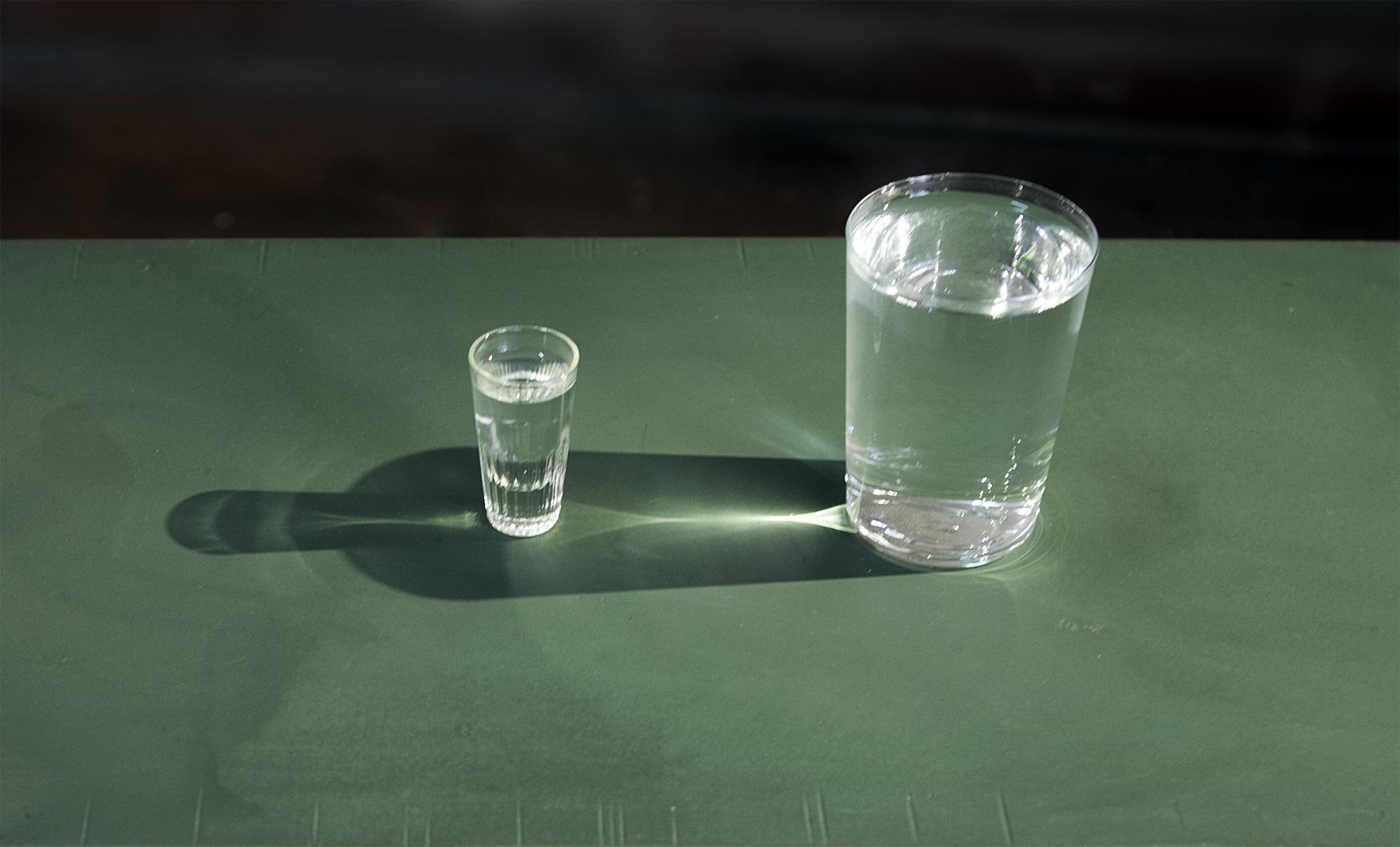 New Perspective , Bottiglia Perfetta di Luca Pancrazi
