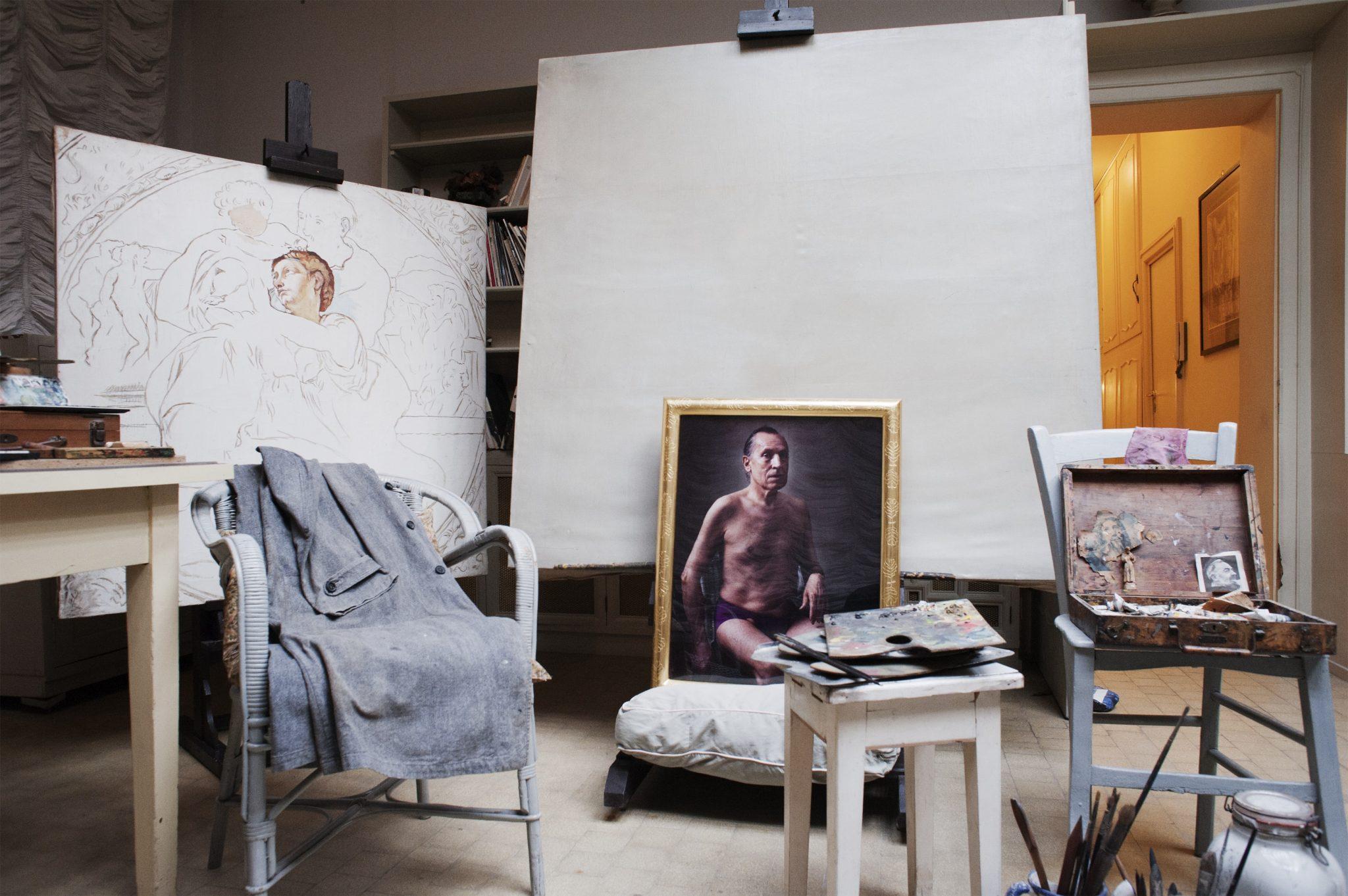 Casa Museo De Chirico (Foto Contemporary Art Group)