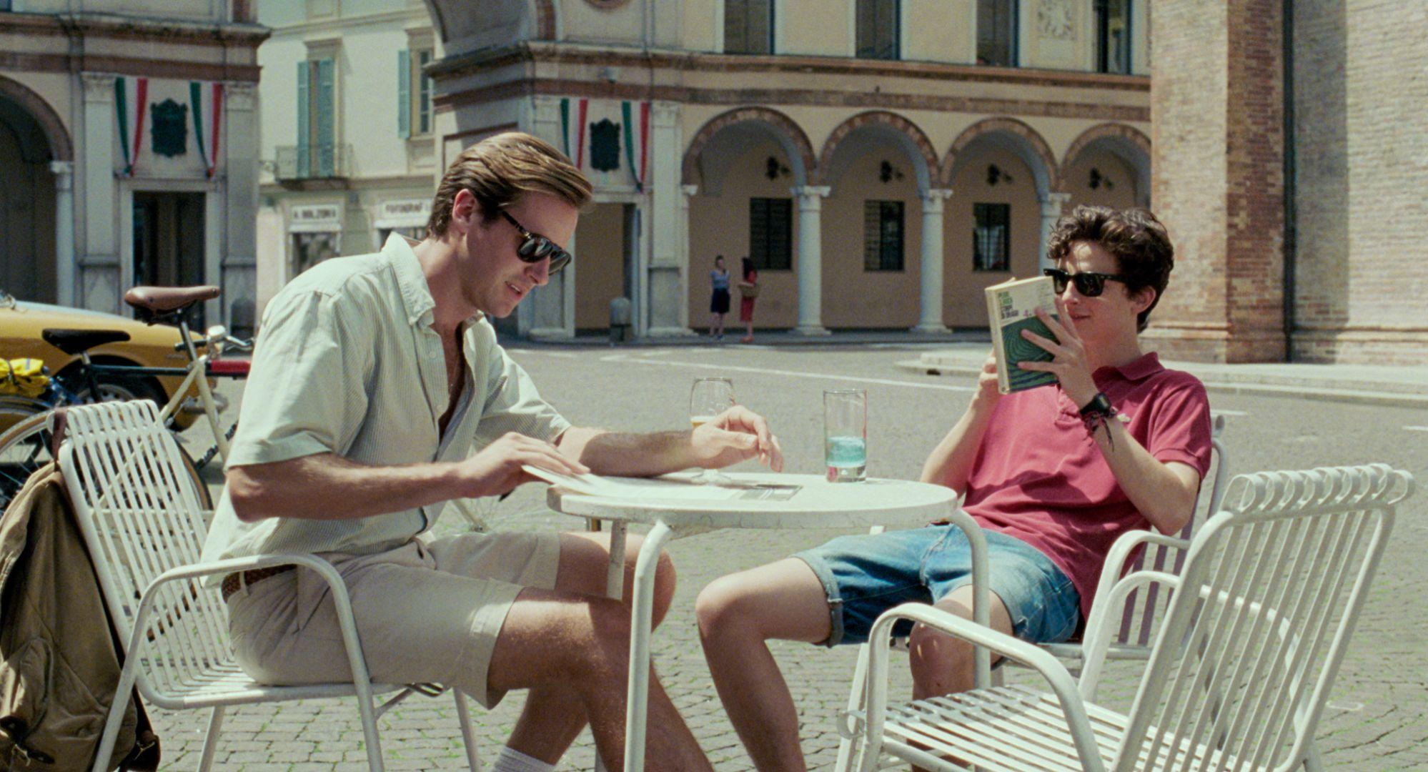 Chiamami col tuo nome, il nuovo film di Luca Guadagnino