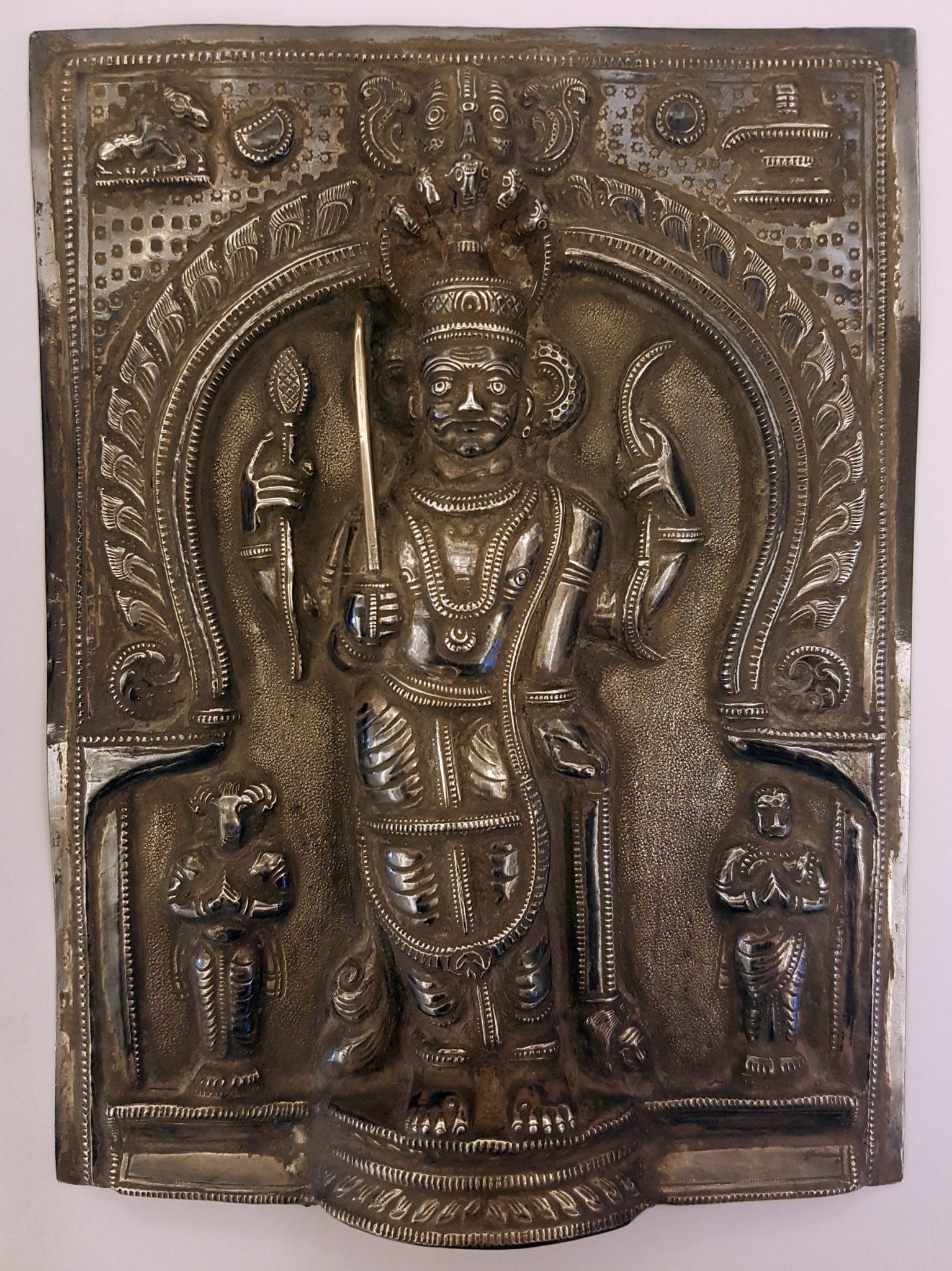 Placche hindu, Pinacoteca Ambrosiana